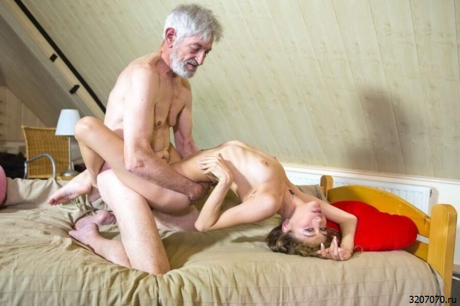 Секс Деда С Молодой