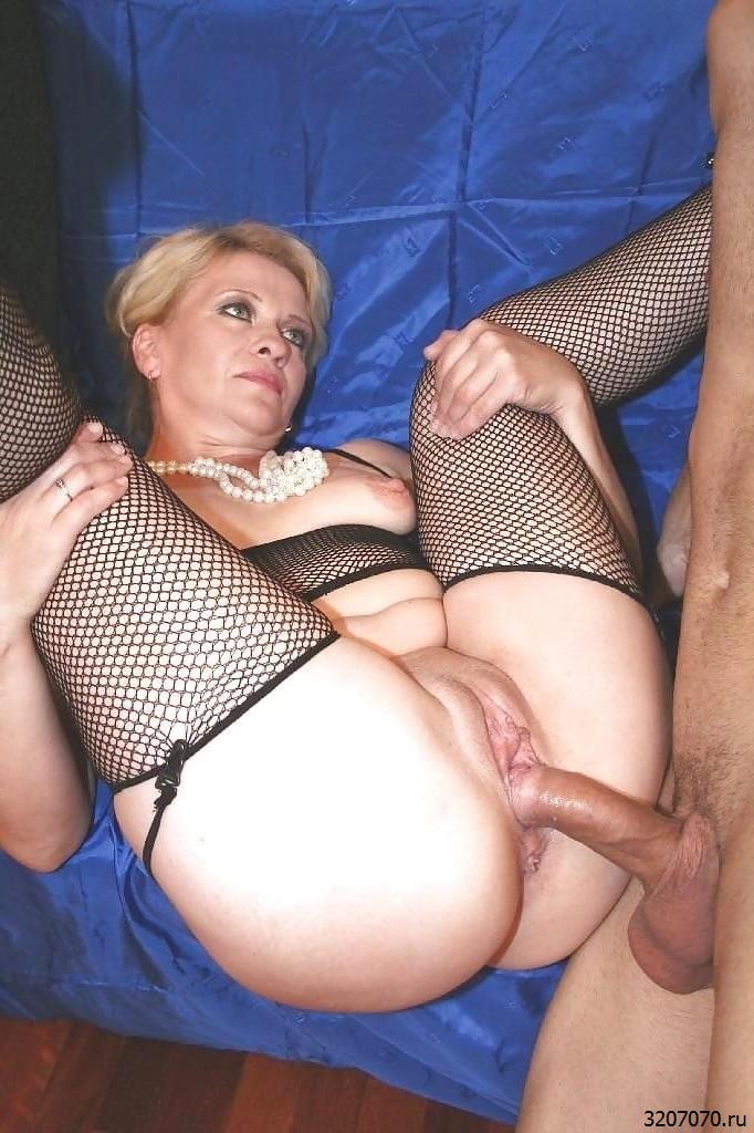 Съемка Секса Зрелой