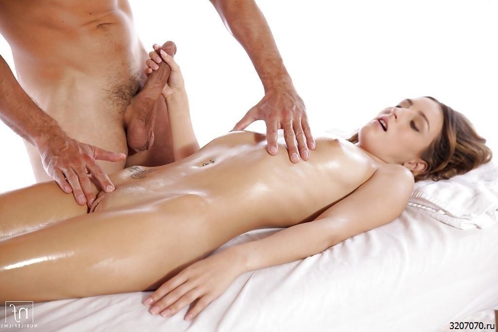 Секс Массаж Возбуждать Девушку