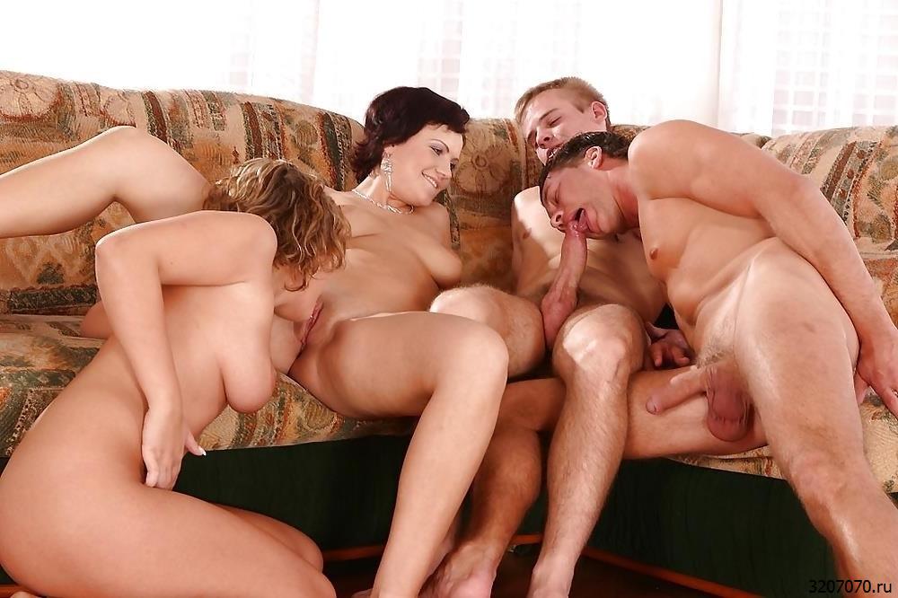 Семейный Секс Онлайн