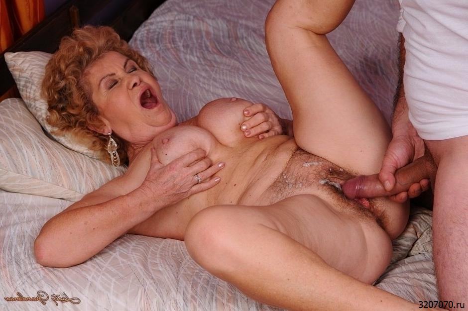 Секс Фото Бабушек