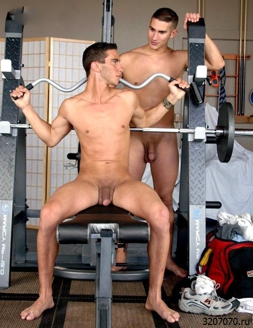 Гей Порно В Спортивном Костюме