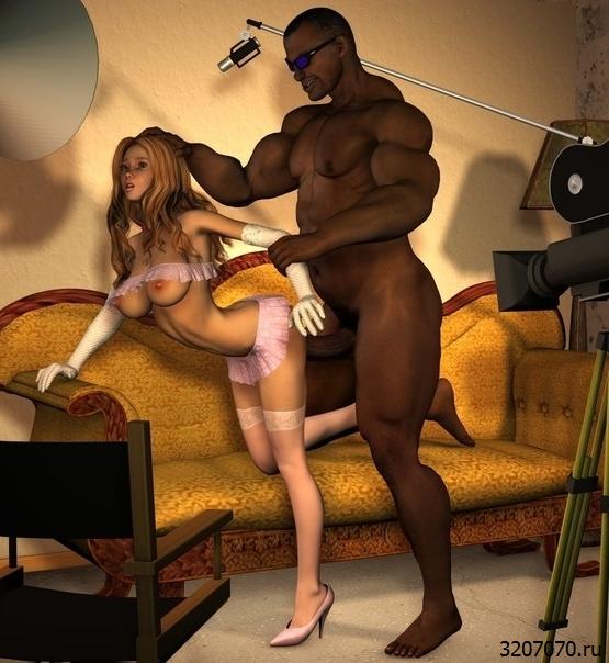 Секс Игры С Черной