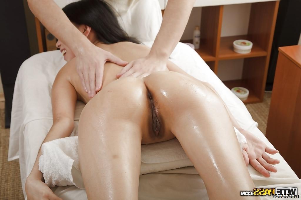 Asian Anal Massage