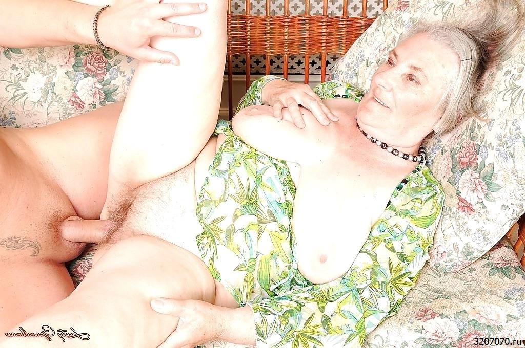 Секс С Бабушкой Рассказы