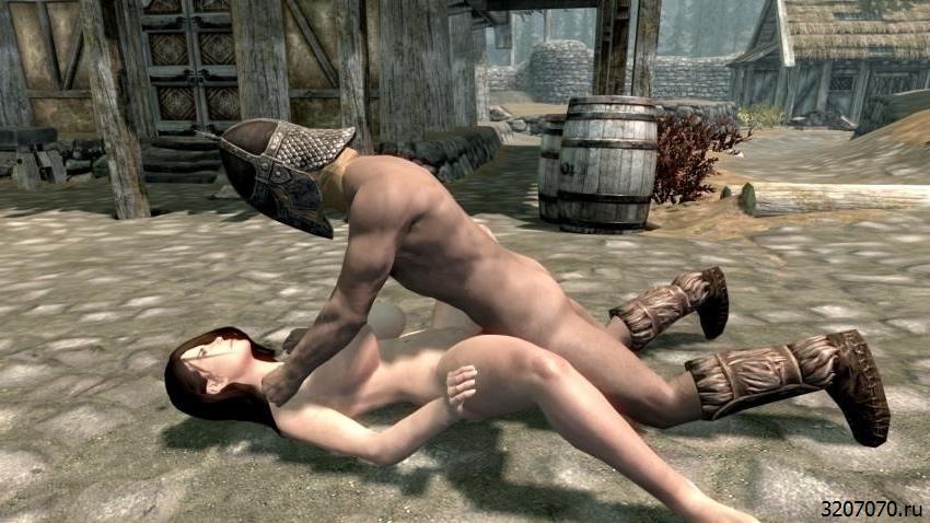 Skyrim Секс Игры