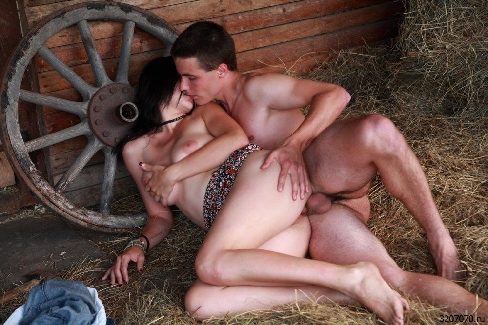 Первый Секс В Деревне Рассказы