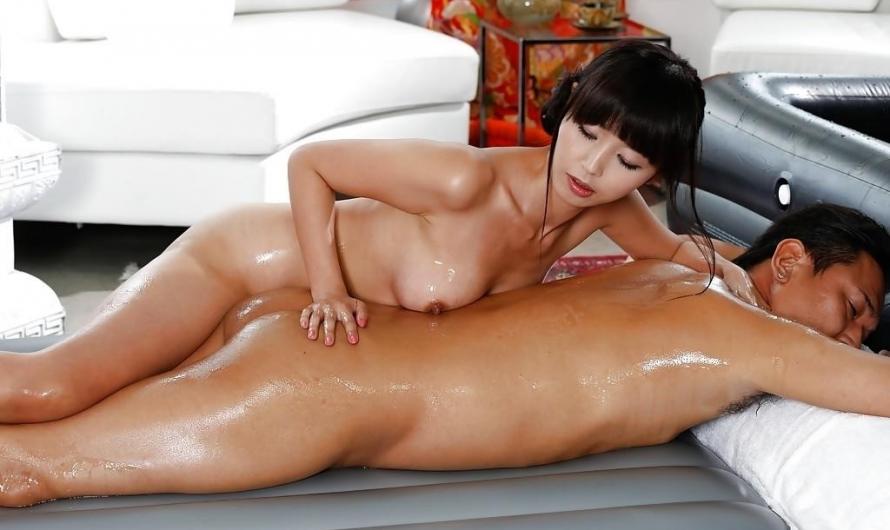 Секс Массаж Китай